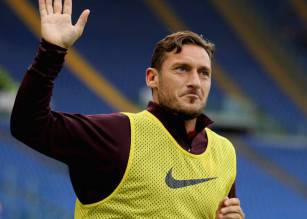 Totti © Getty Images