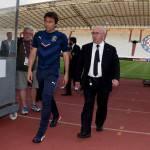 Nazionale, Tavecchio: 'Ecco il progetto post Conte'