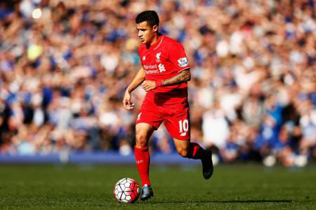 Coutinho ©Getty Images
