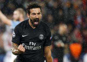 Lavezzi © Getty Images