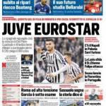 Corriere dello Sport – Juve eurostar