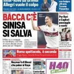 Rassegna Stampa: Corriere dello Sport – Bacca c'è, Sinisa si salva