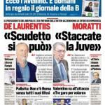 Corriere dello Sport – De Laurentiis 'Scudetto si può'