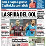 Rassegna Stampa: Corriere dello Sport – La sfida del gol
