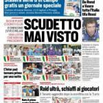 Corriere dello Sport – Scudetto mai visto