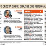 Fantacalcio Roma-Empoli, voti e pagelle della Gazzetta dello Sport: Pjanic ilmigliore, Diousse che personalità