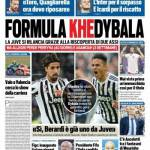 Tuttosport – Formula KheDybala