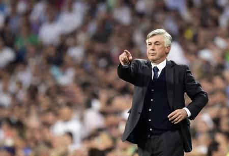 Ancelotti © Getty Images