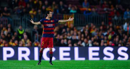 Sergio Busquets © Getty Images