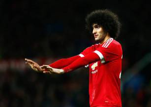 Fellaini © Getty Images