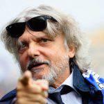 Sampdoria, Ferrero: 'Non vendo il club. Montella? Dico che…'