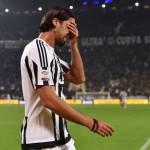 Juventus, maledizione Khedira: terzo stop per il tedesco