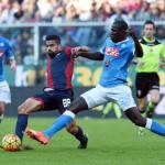 Genoa-Napoli 0-0, voti e tabellino: tanto spettacolo ma finisce in pareggio