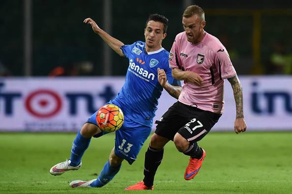 Genoa, è fatta per Luca Rigoni: accordo raggiunto con il Palermo