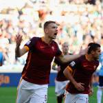 Roma-Lazio 2-0, voti e tabellino: Dzeko-Gervinho firmano la vittoria giallorossa