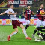 Bologna-Roma 2-2, voti e tabellino: Destro toglie i tre punti ai giallorossi