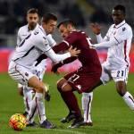 Fantacalcio Torino-Bologna, voti e pagelle della Gazzetta dello Sport: Bruno Peres il migliore