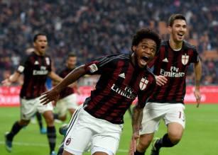 Luiz Adriano © Getty Images