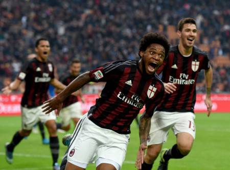 Luiz Adriano © Getty Images