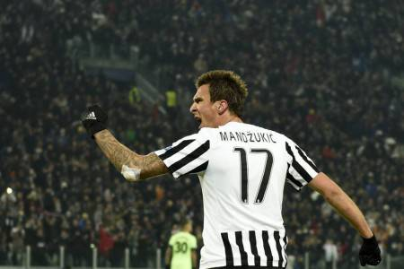 Mandzukic © Getty Images