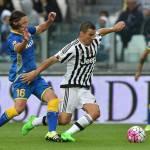 Juventus, è ufficiale: Simone Padoin out per tre settimane