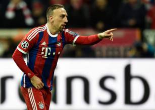 Ribery © Getty Images