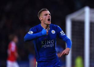 Vardy © Getty Images