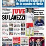 Corriere dello Sport – Juve su Lavezzi