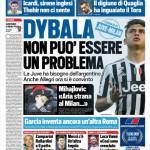 Tuttosport – Dybala non può essere un problema