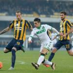 Hellas Verona-Sassuolo 1-1, voti e tabellino: Floccari segna, Toni risponde