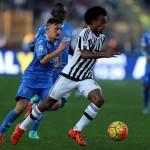 Calciomercato Juventus, l'ombra del Barcellona su Cuadrado