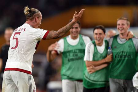 Mexes © Getty Images