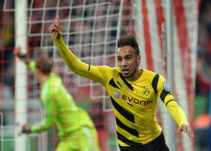 Aubameyang © Getty Images