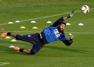 Sirigu © Getty Images