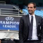 Juventus, Allegri: 'Chi pensava fosse facile, sbagliava. Dispiace aver perso il primo posto'