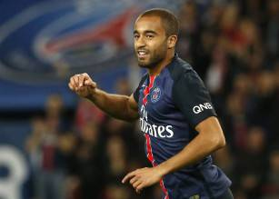 Lucas Moura © Getty Images
