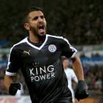 Leicester, ci siamo per Mahrez: sarà rinnovo con i Foxes