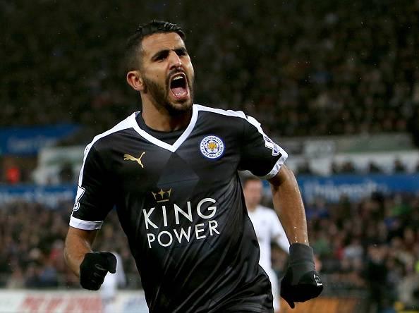 Mahrez Leicester