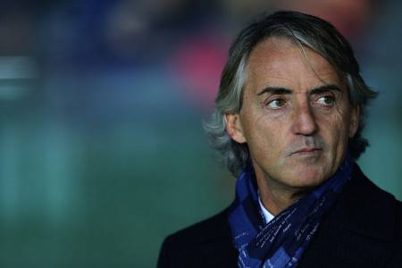Mancini © Getty Images