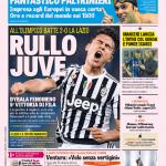Gazzetta dello Sport – Rullo Juve