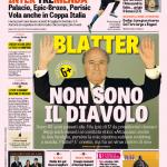 Gazzetta dello Sport – Blatter 'Non sono il diavolo'