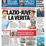 Corriere dello Sport – Lazio-Juve la verità