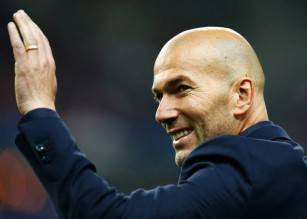 Zidane © Getty Images
