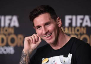 Messi © Getty Images