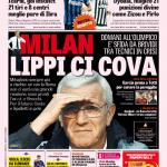 Gazzetta dello Sport – Milan, Lippi ci cova