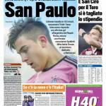 Tuttosport – San Paulo