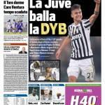 Tuttosport – La Juve balla la DYB