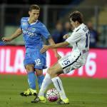 Calciomercato Napoli, de Roon svela: 'Il Napoli ha un'opzione per me'