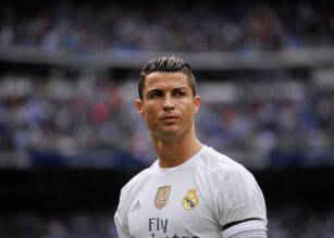 Cristiano Ronaldo © Getty Images