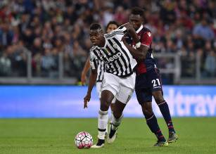 Bologna-Juvetus - Getty Images